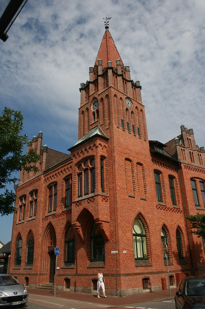 Rathaus in Walsrode
